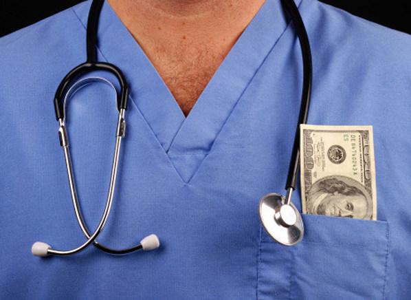 Physician Kickback