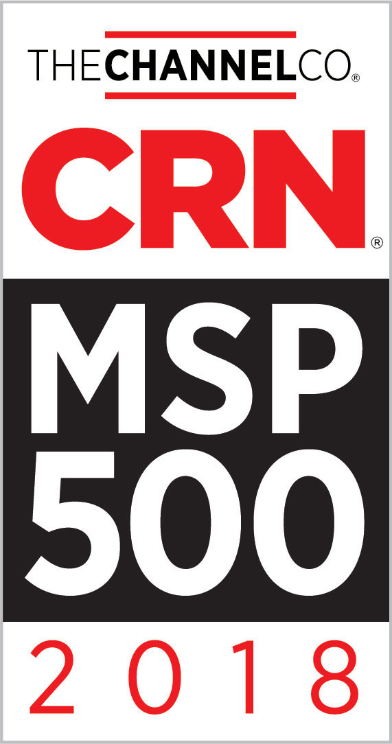 CRN 2018 Managed Service Provider 500