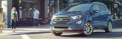 2018 Ford EcoSport available at Barton Ford Suffolk in Suffolk, Va.