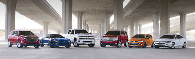 New Chevrolet models available at Superior Chevrolet near Atlanta, Ga.