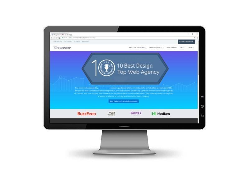 10 Best Design's List of Top Web Designers