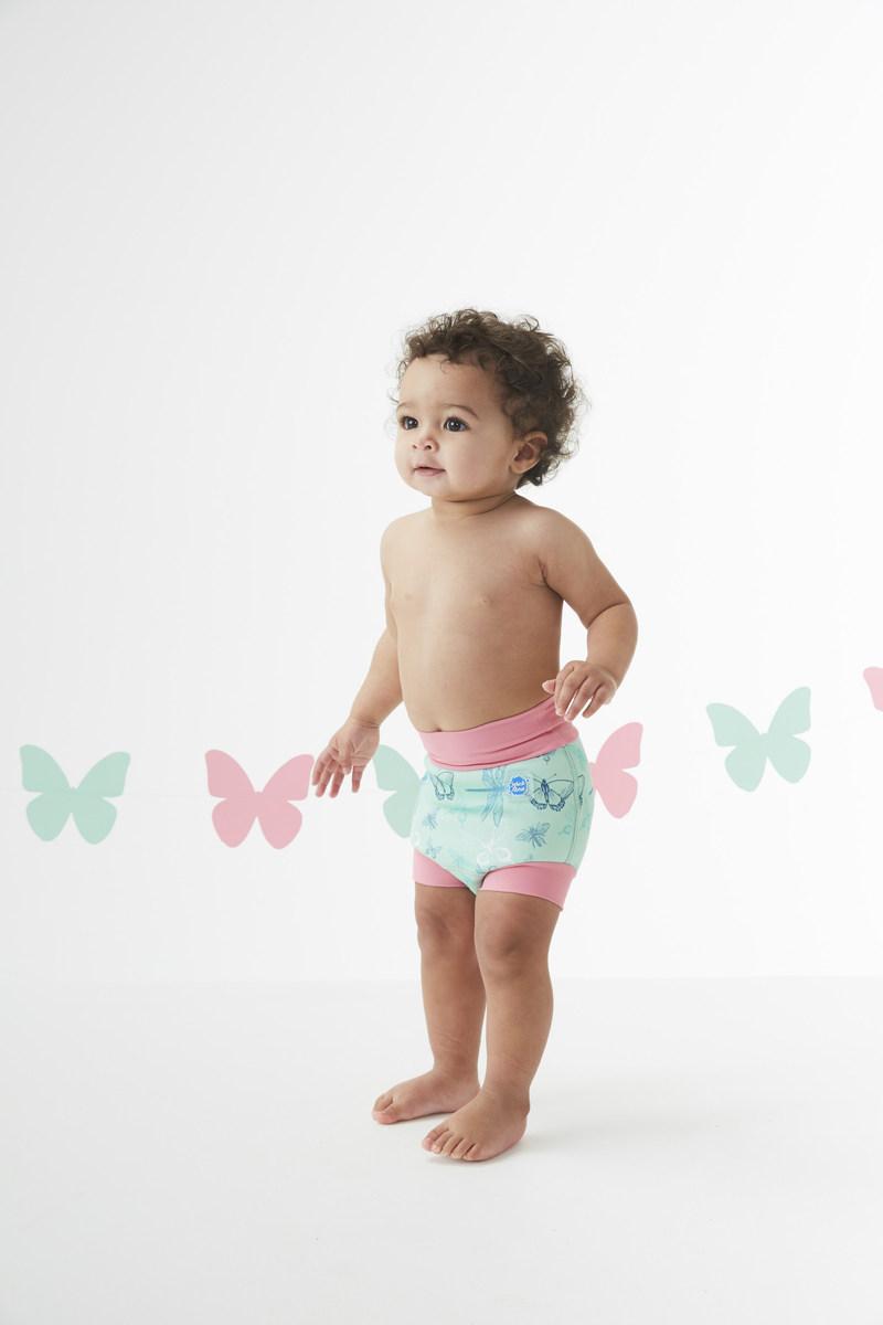 Splash About new Happy Nappy swim diaper in Dragonflies design
