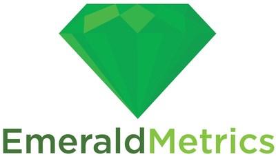 Emerald Metrics Logo (PRNewsfoto/Emerald Metrics LLC)