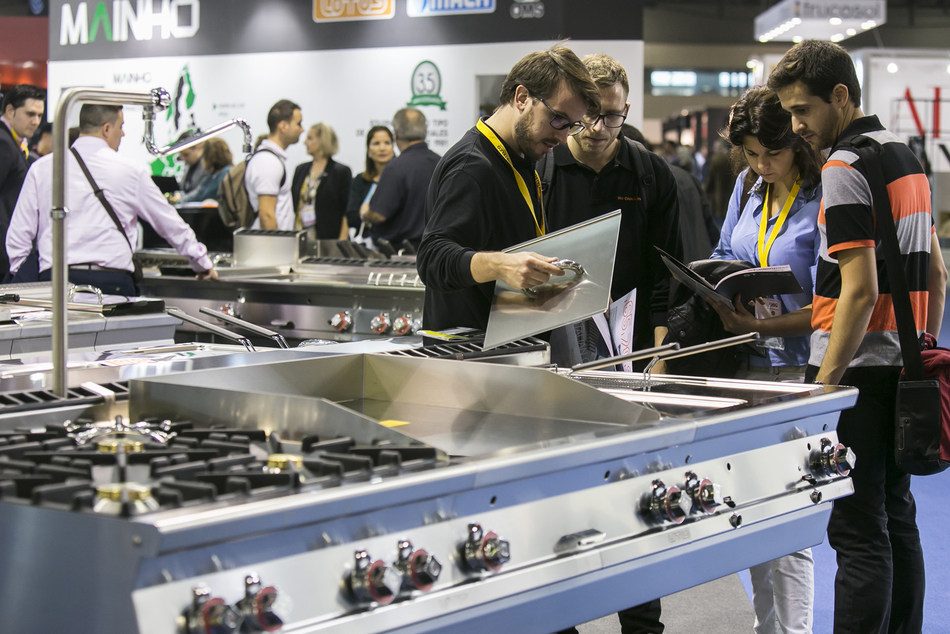 Hostelco 2018 Strengthens its Leadership Reflecting the Growth of the Equipment Industry (PRNewsfoto/Fira de Barcelona)