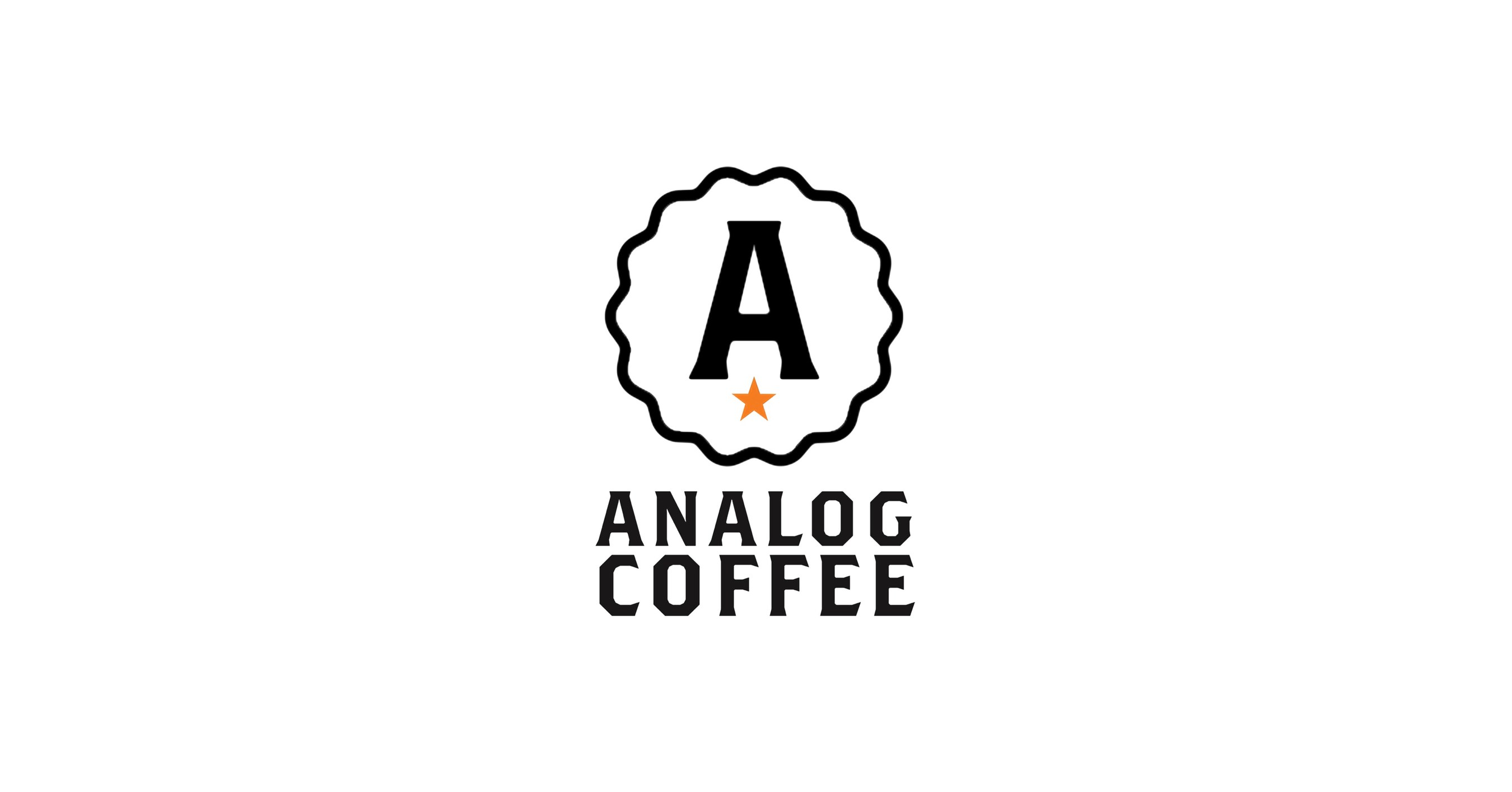Attention Coffee Addicts. Calgary's own Analog Coffee