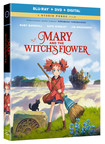 From Universal Pictures Home Entertainment: MARY AND THE WITCH'S FLOWER