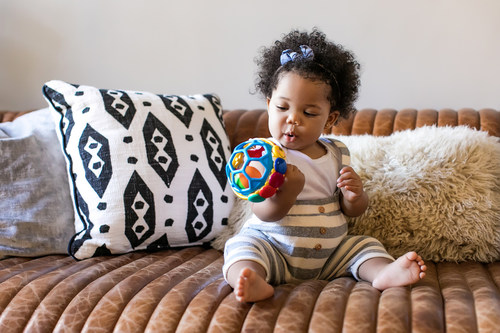 According to a new survey by Baby Einstein, 94% of parents believe the more curious children are, the more likely they are to be successful as adults.