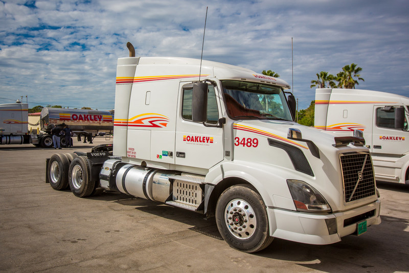 Oakley Transport, Inc. taps SmartDrive video-based safety platform to improve fleet safety and exonerate drivers.