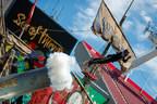 """Xbox y la bala humana David """"la Bala"""" Smith baten título de GUINNESS WORLD RECORDS a la Mayor Distancia Recorrida como Bala Humana para el próximo lanzamiento de """"Sea of Thieves"""", en el Raymond James Stadium, el martes 13 de marzo de 2018 en Tampa, Florida (Casey Brooke Lawson/AP Images para Xbox)"""