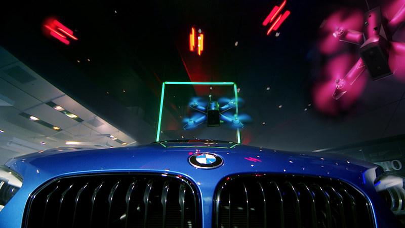 (PRNewsfoto/Drone Racing League)