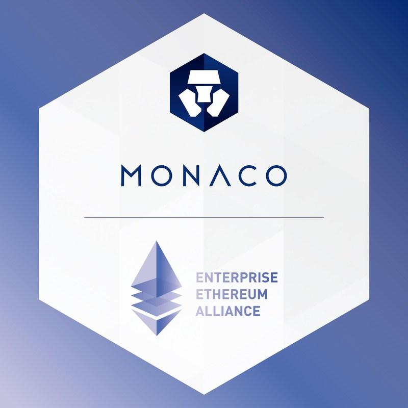 Monaco Joins the Enterprise Ethereum Alliance (PRNewsfoto/Monaco)