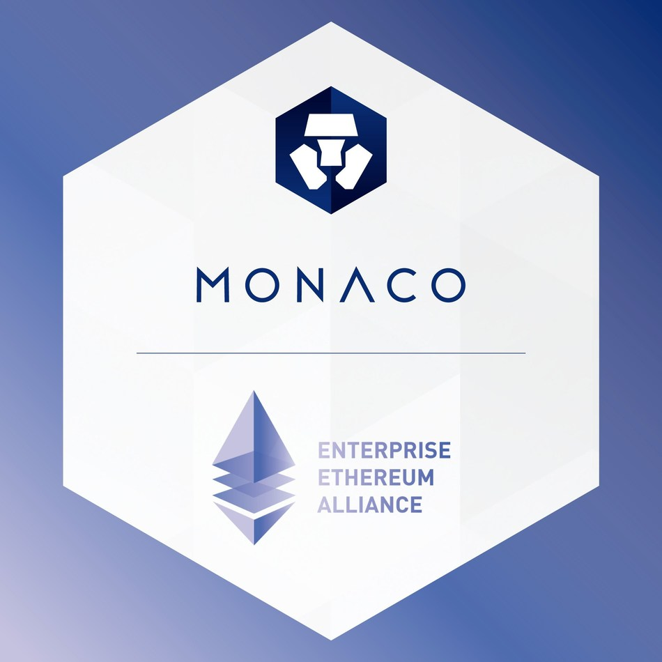 Monaco Joins the Enterprise Ethereum Alliance (PRNewsfoto/Monaco)