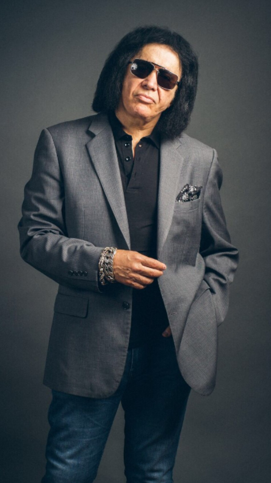 Music Legend & Media Mogul Gene Simmons (CNW Group/Invictus MD Strategies)