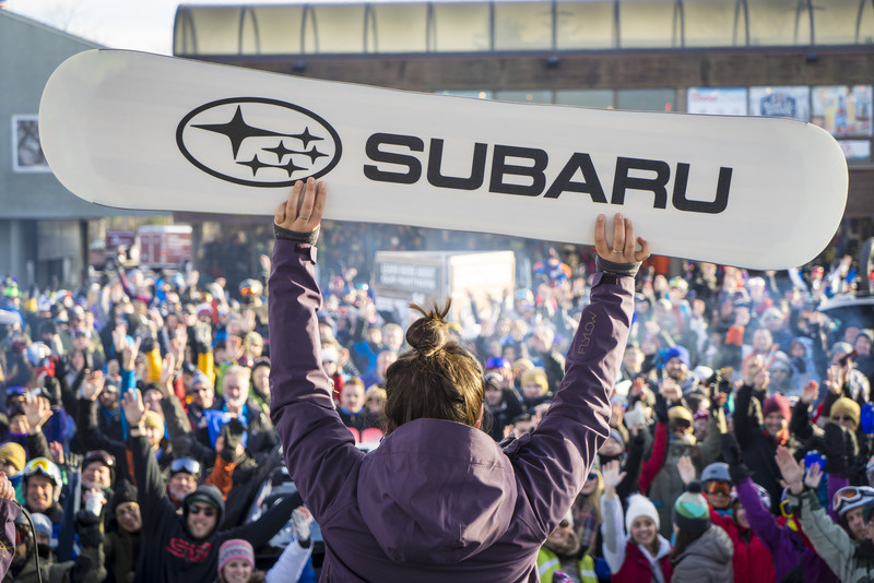 Lukas Nelson & Promise of the Real Headline Annual Subaru WinterFest at Mt. Bachelor and Crow's Feet Commons (Photo courtesy of Matt Szmanda)