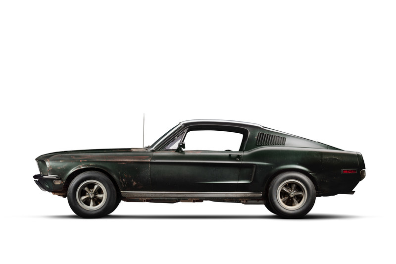 1968 Ford Mustang Fastback