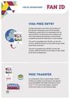 Fan ID - Visa-Free Entry & Free Transfer (PRNewsfoto/Ministry of Telecom Russia)