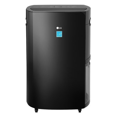 High-performance dehumidifiers from LG Electronics are the first in the world to meet the requirements of the new Association of Home Appliance Manufacturers (AHAM) sustainability standard for household dehumidifier appliances.