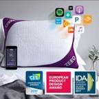 ZEEQ, The World's Smartest Pillow. (PRNewsfoto/REM-Fit)