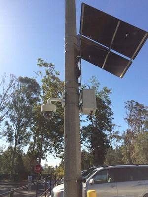 UCLA deployment of V5 Portable Power Unit
