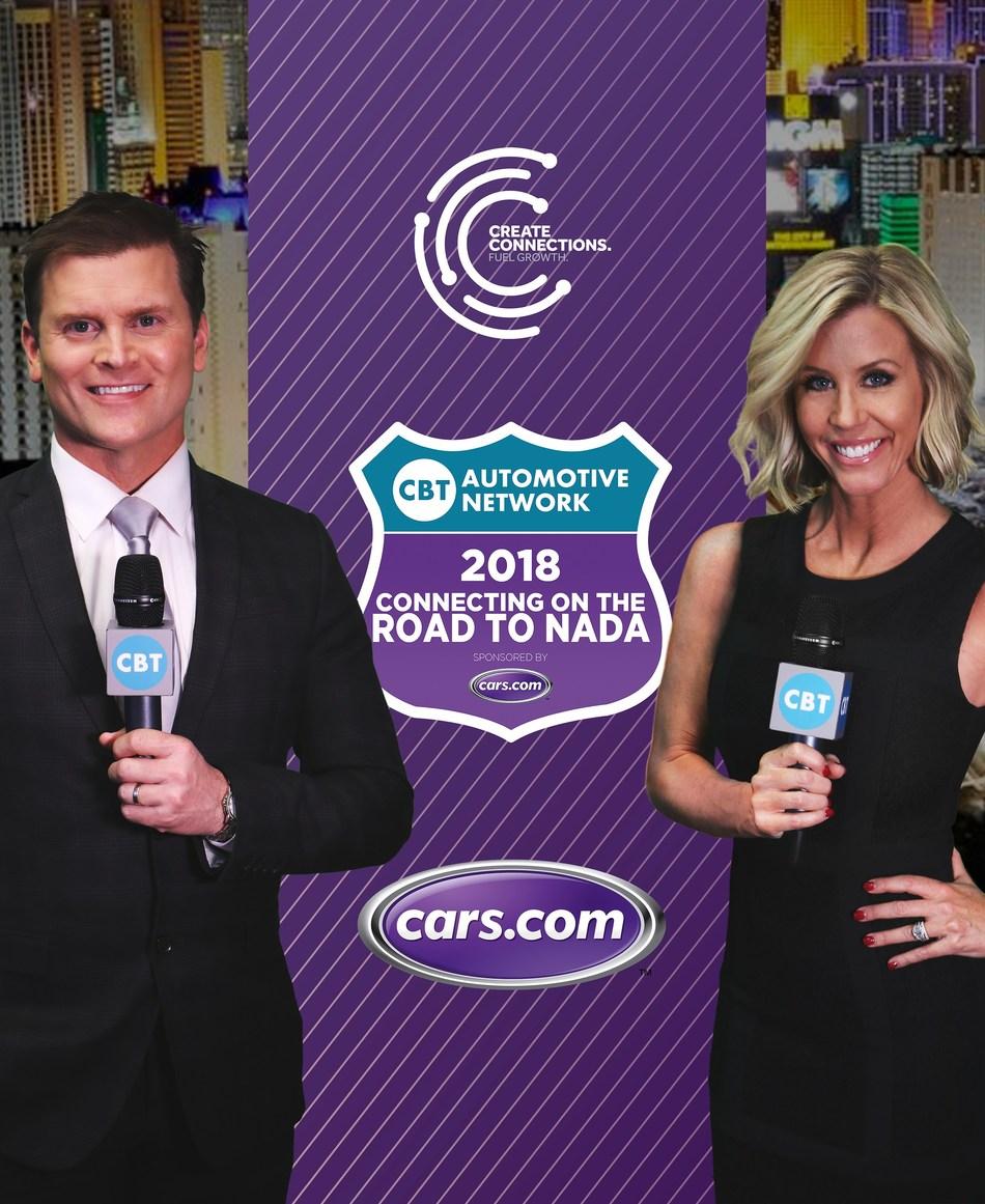 CBT Automotive Network's Joe Gumm and Bridget Fitzpatrick