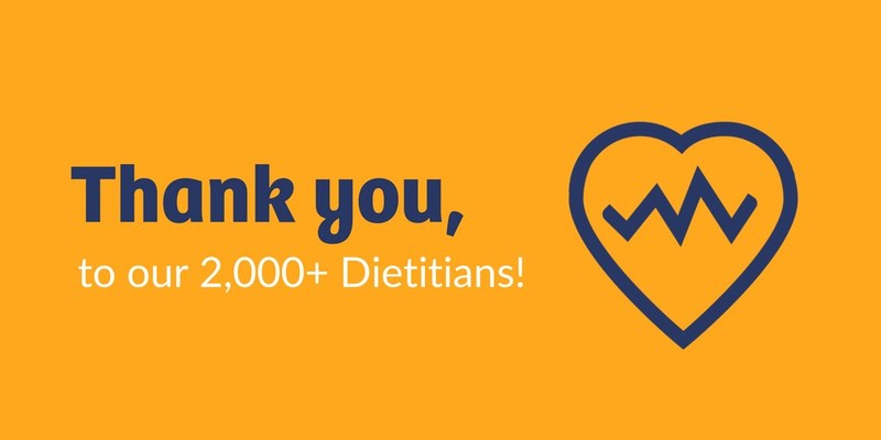 Registered Dietitian Nutritionist Day is March 14.
