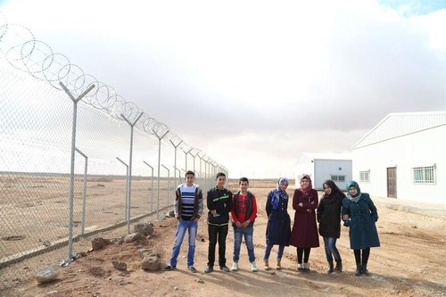 World Vision interviewed over 1200 Syrian children, aged 11-17, about their daily lives in refugee camps in Lebanon and Jordan as well as host communities in Southern Syria (CNW Group/World Vision Canada)