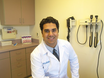 Dr. Amol Soin, founder and CEO of Soin Neuroscience, and pain management physician.