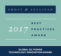 Huawei's Innovative Energy Storage System Technology Earns Global Recognition from Frost & Sullivan
