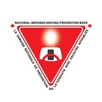 Logo : National Impaired Driving Prevention Week (CNW Group/Langlois lawyers)