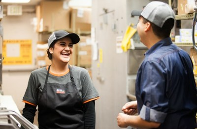 Taco Bell employees said they wanted education assistance, but faced barriers of time, money and support. Our partnership with Guild delivers on all of these needs through access to online classes, tuition assistance and a personal counselor to support students in real time.