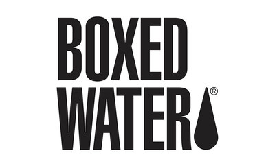Boxed Water Logo (PRNewsfoto/Boxed Water Is Better)