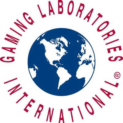 Gaming Laboratories International Logo (PRNewsfoto/Gaming Laboratories Internation)