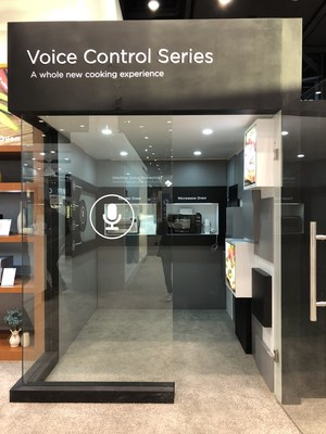 Midea At IHHS 2018: Reshaping the Cooking Experience with Next Generation of Voice-controlled Series