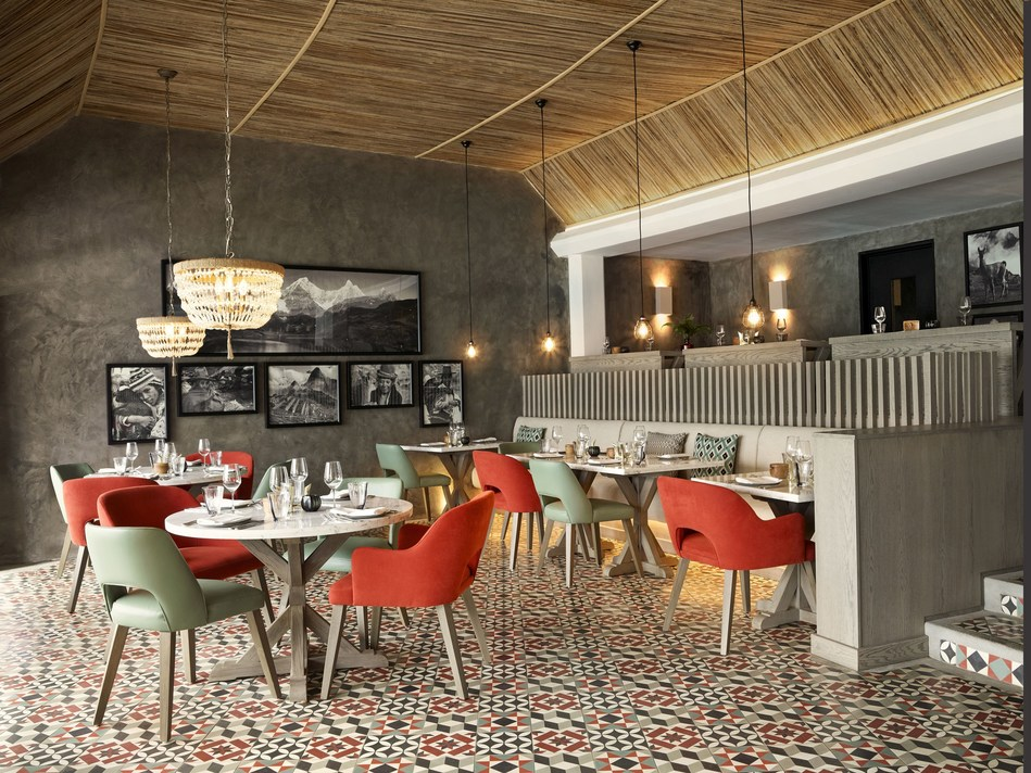 Inti Restaurant (PRNewsfoto/LUX* Grand Gaube)