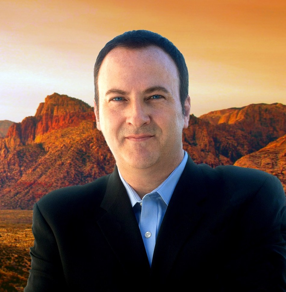 Bill Townsend, candidate for U.S. House of Representatives in Nevada Congressional District 4.