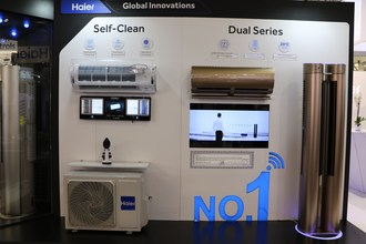 The NO.1 Air Conditioner Brand in the IoT Era is Haier