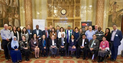 The 12th annual Senior Dental Leaders Programme recently took place in London, where oral health leaders from around the globe, pictured here, gathered to advance the mission of a cavity-free world for children.