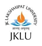 JK Lakshmipat University, Jaipur Logo (PRNewsfoto/JK Lakshmipat University (JKLU))