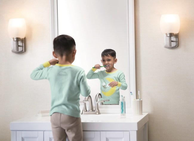 Putting on pajamas as part of children's bedtime routines is one way to improve sleep. Westin introduces Project Rise: ThreadForward, a sustainability program that transforms hotel bed linens into children's pajamas, which be distributed to children in need.