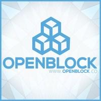 OpenBlock Logo (PRNewsfoto/OpenBlock)
