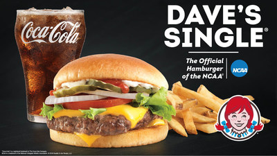 Wendy's, the Official Hamburger of the NCAA, is back for a second year to dominate March Madness with fresh beef. By picking Team Fresh over Team Frozen, Wendy's fans will be rewarded with perks throughout the tournament like limited edition swag, interactive experiences, and exclusive food offers through the Wendy's app.