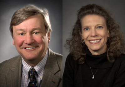 Peter Gregersen, MD, and Christine Metz, PhD, The Feinstein Institute for Medical Research