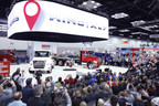 Chevrolet, Ford, Hino, International, Mitsubishi and Ram launch new commercial vehicles at record-breaking Work Truck Show 2018
