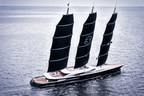 Oceanco Delivers the 106.7m (350ft) Black Pearl — The Largest Dynarig Sailing Yacht in the World