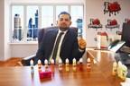 CEO of I VG Premium E-Liquids Ahsan Bawa (PRNewsfoto/I VG Premium E-Liquids)