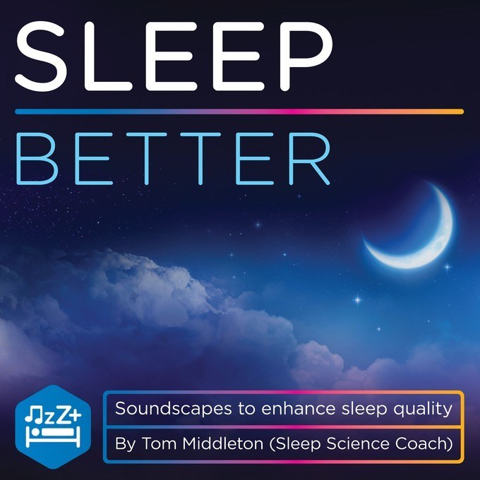 Today, on World Sleep Day – Friday, March 16 - UMe digitally releases Tom Middleton's 'Sleep Better,' the world's first sleep album led by scientific research.