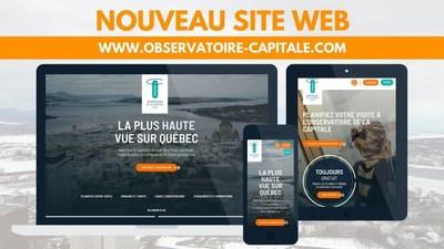Découvrez le nouveau site Web de l'Observatoire de la Capitale au <a href=