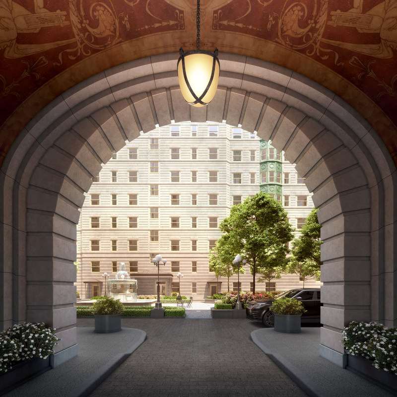 Robert Stern 15 Central Park West: HFZ Capital Group And Westbrook Partners Announce