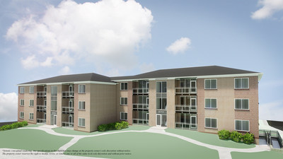 Flower Branch Apartments to Begin Construction on Two New Buildings