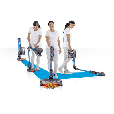 Shark® Breaks the Barriers of Total-Home Cleaning with New Cordless Vacuum and Steam Mop Product Expansion Into China
